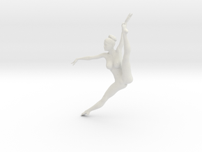 1/18 Nude Dancers 018 in White Strong & Flexible