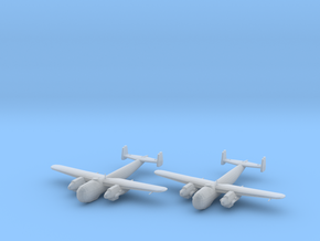 Dornier Do 217 M-1 1:200 x2 FUD in Frosted Ultra Detail