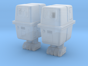 Gonk droid Tabletop Scale 28/32 mm in Frosted Ultra Detail