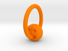 pacify in Orange Strong & Flexible Polished