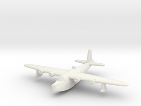 Short Sunderland (1/200 Scale) Quantity 1 in White Strong & Flexible