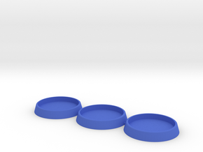 Guild Bases in Blue Strong & Flexible Polished
