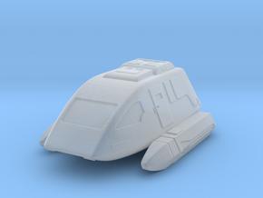 Federation Shuttle Type17 FUD in Frosted Ultra Detail