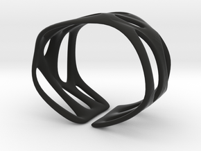 Cellular (size XS) in Black Strong & Flexible