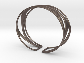 Inspired Curves (size s) in Stainless Steel
