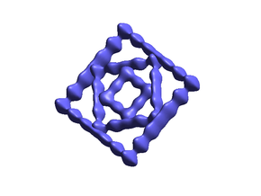 Sinosian 2D in Blue Strong & Flexible Polished