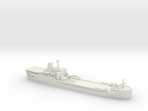 1/700 Falklands Conflict RFA Sir Lancelot LSL in White Strong & Flexible