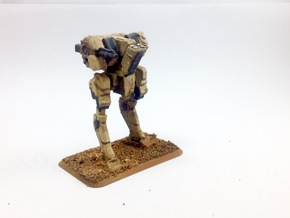 Margen Light Battle Walker in White Strong & Flexible