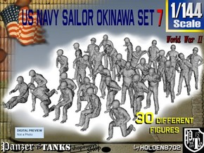 1/44 US Navy Okinawa Set 7 in Frosted Ultra Detail