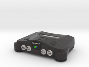 1:6 Nintendo 64 in Full Color Sandstone