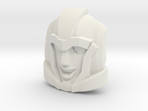 Aileron Faceplate (Titans Return-Compatible) in White Strong & Flexible