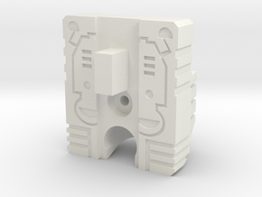 Titan Head Adapter for CW Hound/Swindle in White Strong & Flexible