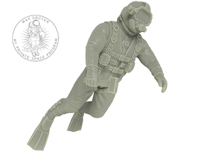 Commercial Diver 1:12 in White Strong & Flexible