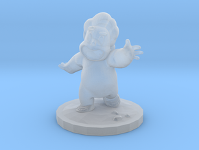 Steven Universe Miniature in Frosted Extreme Detail