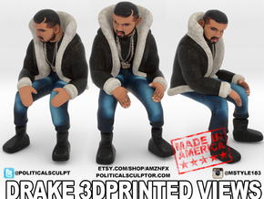3D Drake Views SM in Full Color Sandstone
