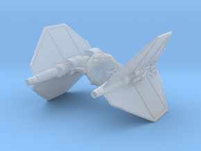 TIE Invader for X-wing TMG in Frosted Ultra Detail
