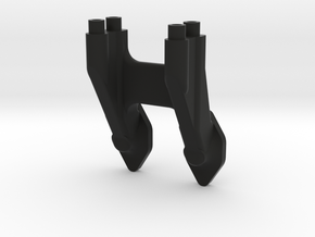 B6 Wing Mount in Black Strong & Flexible