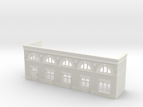 "WILMINGTON STATION SOUTH ""A"" HO SCALE  in White Strong & Flexible"