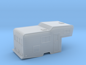 N-Scale Camper Conversion 1 in Frosted Extreme Detail