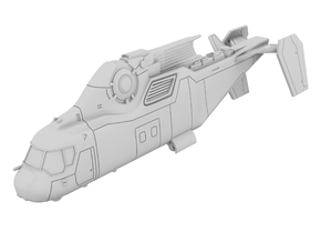 1:200 - Copter [Independence Day - Resurgence] in White Strong & Flexible
