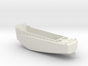 1/144 Scale LCVP Improved Version in White Strong & Flexible
