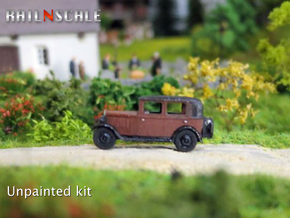 Peugeot 201 Berline (N 1:160) in Frosted Ultra Detail