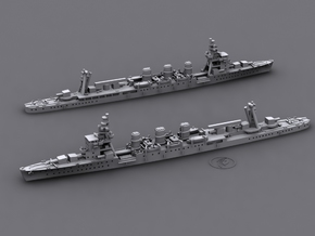 1/1800 IJN CL Nagara[1942] in White Strong & Flexible