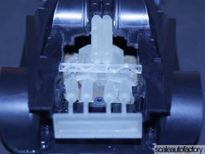 Mclaren F1 Engine V2.1 for Fujimi Scale 1/24 Kit in Frosted Ultra Detail