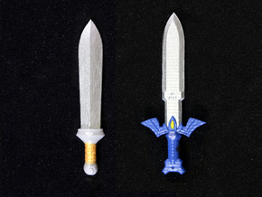 Sword Pack III in Frosted Ultra Detail