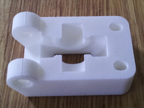 Printrbot E-Idler in White Strong & Flexible