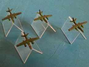 1/1200 Ilyushin IL-28 Beagle x4 in Frosted Ultra Detail