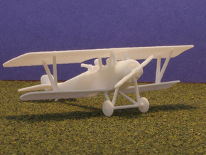 1/144 Nieuport 12 in White Strong & Flexible
