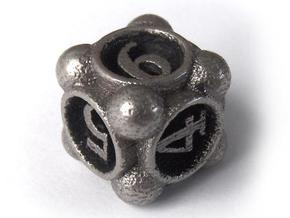 Spore Die6 in Stainless Steel