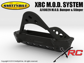 AJ10029 Smittybilt XRC M.O.D. Bumper & Stinger in Black Strong & Flexible