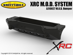 AJ10027 Smittybilt XRC M.O.D. Bumper in Black Strong & Flexible