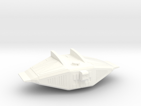 Warbot Transport in White Strong & Flexible Polished