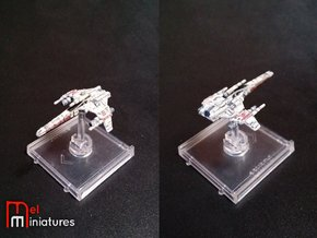 E-Wing (variant) 1/270  in White Strong & Flexible