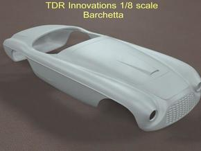 1/8 Barchetta in White Strong & Flexible