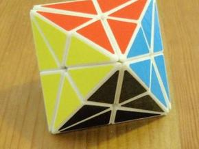 Octa Star (aka 24-Octahedron) in White Strong & Flexible