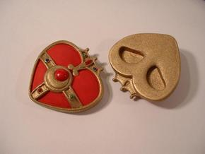 Sailor Moon Cosmic Heart Compact  in White Strong & Flexible