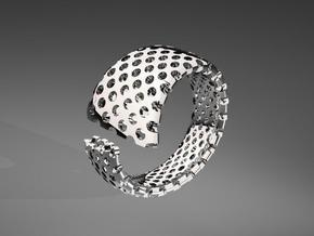 SpiroRing04(22) in Stainless Steel