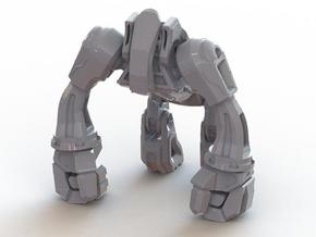 Halo APE Avatar Figure in White Strong & Flexible