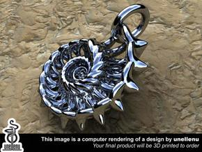 Spikelink from the Ammonite range by unellenu in Stainless Steel