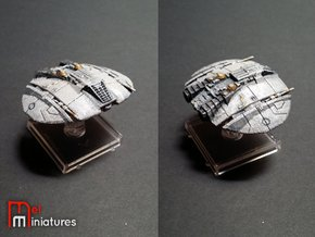 Old Cylon Raider 1/270 in White Strong & Flexible