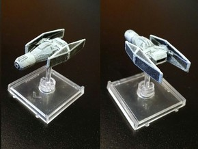 Scimitar Bomber 1/270  in White Strong & Flexible