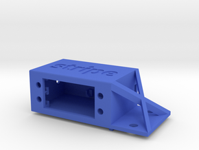 Gongbot Enclosure in Blue Strong & Flexible Polished
