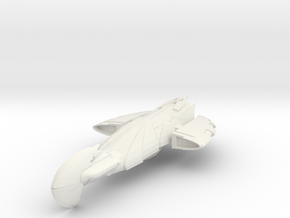 Wingdor Class Destroyer in White Strong & Flexible