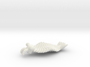 Anomalocaris in White Strong & Flexible