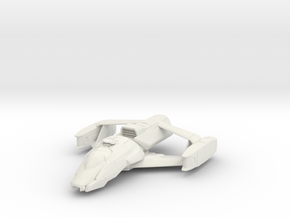Rom Fighter Class in White Strong & Flexible