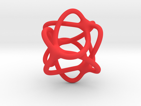 Tetratentacleron in Red Strong & Flexible Polished